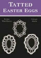 Tatted Easter Eggs by Kirsten Wind Hansen | Paperback Book | 9788778470768 | NEW