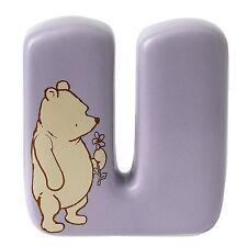 Classic Winnie the Pooh A27355 Alphabet Letter U