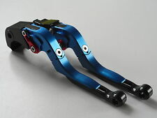 Honda CBR1000RR Fireblade 04 05 06 07 Bremshebel Kupplung Hebel Set schwarz blau
