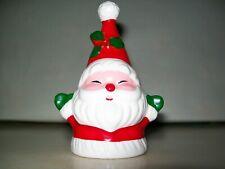 Vintage Josef Originals Santa Clause Christmas Bell.Nice.Nr!