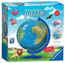 Ravensburger Children's Globe 3d Puzzle 180pc 12338