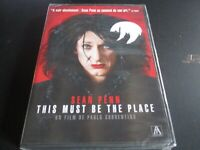 "DVD NEUF ""THIS MUST BE THE PLACE"" Sean PENN / de Paolo SORENTINO"