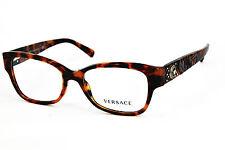 Versace Brille Fassung Glasses Mod 3196 5074 Gr 52 Konkursaufkauf  BP33A T19