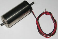 Namiki 9000 RPM Coreless Motor - 18 VDC - Japanese Precision DC Dual Shaft Motor