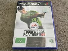 TIGER WOODS PGA TOUR 09 - BRAND NEW SEALED ~ PAL - FAST FREE POST!