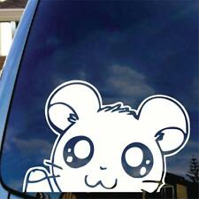Hamtaro Vinyl Decal Sticker Hamster Anime Manga Japanamation Hamshir Car Laptop