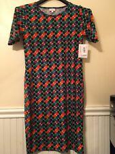 LuLaRoe Julia Dress NWT - M