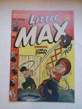 HARVEY COMICS: LITTLE MAX #13, HTF/RARE GOLDEN AGE, HIGH GRADE, 1950, NM- (9.2)!