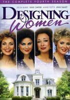 Designing Women: The Complete Fourth Season [New DVD] Full Frame, Slipsleeve P