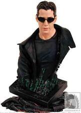 MATRIX Neo mini bust/statue KEANU REEVES~Gentle Giant~NIB