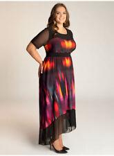 NWT Rare Authentic IGIGI Patricia Maxi Dress, 12