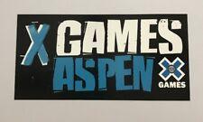 Aspen X Games - Ski Skiing Snowboard Snowmass Colorado Ski Competition Mountain