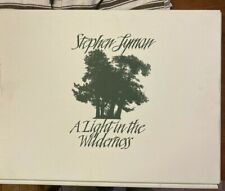 STEPHEN  LYMAN A Light In The Wilderness S/N SET # 876 of 2250 (20) PRINTS