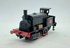 Manning Wardle H Class (Open Cab) 0-4-0 for Hornby W4 Peckett Chassis