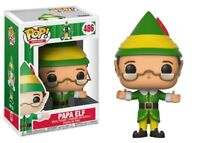 Funko - POP Movies: Elf - Papa Elf