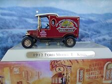 """Matchbox collectibles   1912 Ford Model T Kirin  YGB14 """"Great beers"""""""