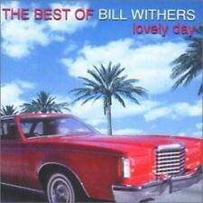 BILL WITHERS LOVELY DAY: THE BEST OF CD ALBUM (GREATEST HITS / COLLECTION)