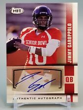 2014 Sage Hit-JIMMY GAROPPOLO-ROOKIE-AUTO #A10 RED