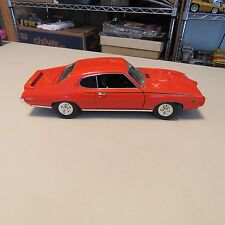 1:18 Scale Motor Max Orange 1969 PONTIAC GTO JUDGE Die-cast