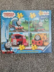 Ravensburger Thomas & Friends Jigsaw - My First Puzzle ☆BRAND NEW☆