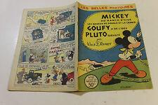 LES BELLES HISTOIRES DE DISNEY  10 juillet 1956  MICKEY au ranch d hier