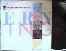 """MODERN TALKING Brother Louie (Extended Ver) 12"""" Maxi-Single RCA UK 1986 PT40876"""
