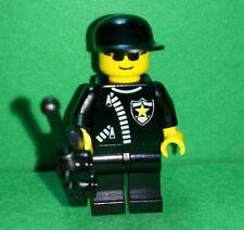 Lego Ciudad - - policía CIA FBI agente encubierto hombre Minifigura