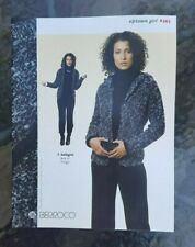 Sale! Rare Knitting Pattern Book: Uptown Girl #267 By Berroco