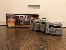 Vintage Kenner Imperial Cruiser, Used, Box Included