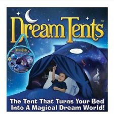 Dream Tents Pop Up Tent Space Adventures Twin Size Bed Toys Kids As Seen On Tv