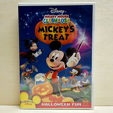 Mickey's Treat Dvd Mickey Mouse Clubhouse Disney Brand New