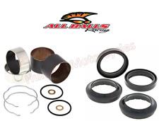 Honda CBR1100XX Blackbird (99 to 03) Front Fork Bushes & Fork Seals Dust Seals