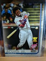 2019 Topps Update Ronald Acuna Jr. Home Run Derby Braves #271
