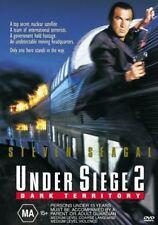 Under Siege 02 - Dark Territory (DVD, 2000)