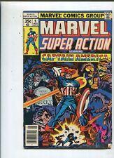 Marvel  Super Action #9  Captain America VG  or Better  CBX1N