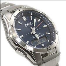 Casio Herren Uhr Funk / Solar WVA-M640D-2AER Armbanduhr
