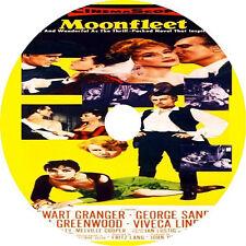 MOONFLEET (1955) Stewart Granger George Sanders Rare DVD