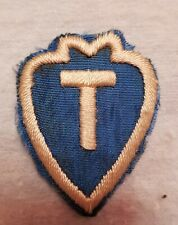 U.S. Army 36th Infantry Division Shoulder Patch