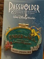 WDW Passholder Grand Opening *Under the Sea-Little Mermaid* LE Pin #93999