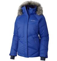 COLUMBIA Lay D Down Jacket Womens XS-S-M-L-XL Omni Heat Insulated Winter Coat