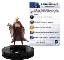 Dc Heroclix-Superman & Wonder Woman-Hermana superior # 032