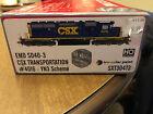 CSX #4016 EMD-SD40-3 YN3 Scaletrains Rivet-Counter Locomotive HO, NIB DCC Ready