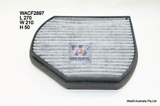 WESFIL CABIN FILTER FOR Mercedes Benz SLK230K 2.3L 1997-2004 WACF2897