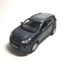 KIA The SUV Sportage Die-casting Mini car (Mercury Blue) /1 : 38 Scale Pull Back