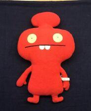 "UGLYDOLL (Mynus)CozyMonster 2010 Plush 16"" Original Authentic Collectible"