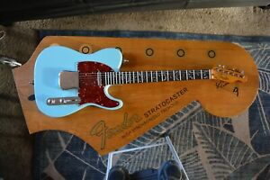 Telecaster Custom Luthier built in the USA
