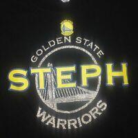 Stephen Curry Golden State Warriors T-Shirt   M  Steph