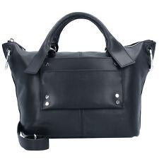 Liebeskind Leisure Satchel M Handbag Handle Bag Leather 26 cm (Black)