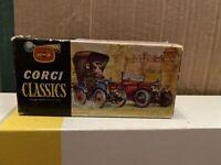 Corgi Classics 9032 1910 Renault Primrose - EMPTY BOX !!!