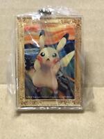 Pikachu Pokemon Munch scream collaboration Charm Art museum limited item JAPAN